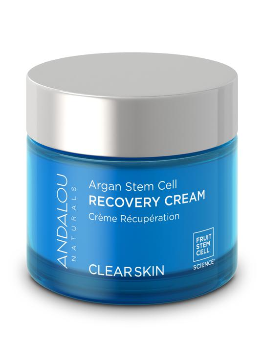 Argan Stem Cell Recovery Cream Clear Skin - 50 g