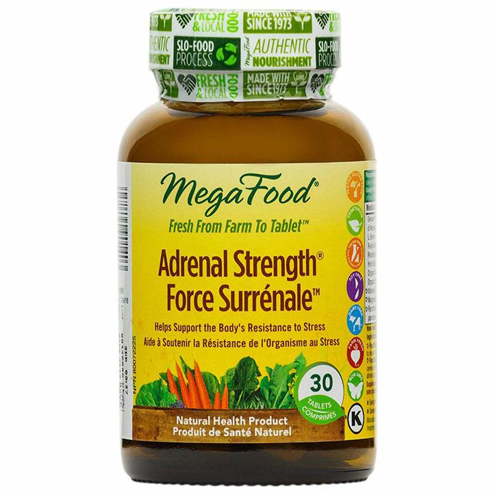 Adrenal Strength - 30 tablets