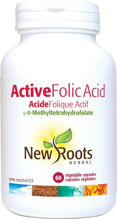 ActiveFolic Acid - 60 capsules