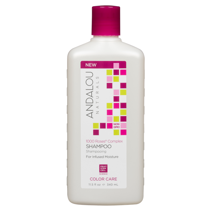 1000 Roses Complex Color Care Shampoo - 340 ml