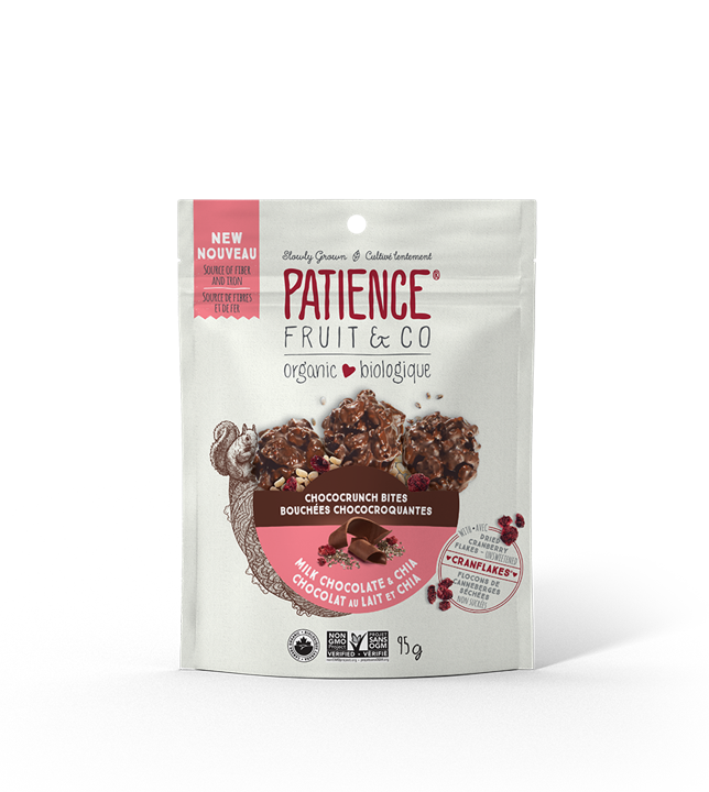 Chococrunch Bites - Milk Chocolate & Chia - 95 g